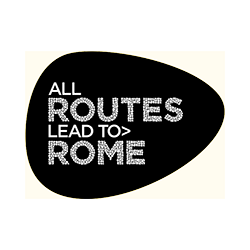 Logo All Routes Lead to Rome